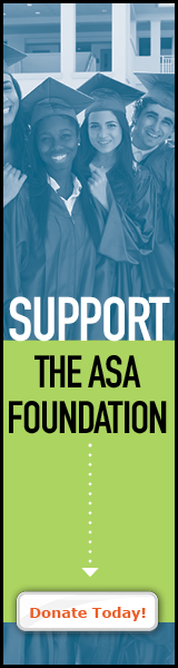 Support the ASA Foundation